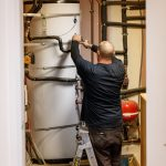 Hot Water Cylinder Repair